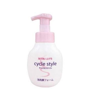 牛乳石鹼 - 第一石鹼深層潔淨洗顏泡-250ml