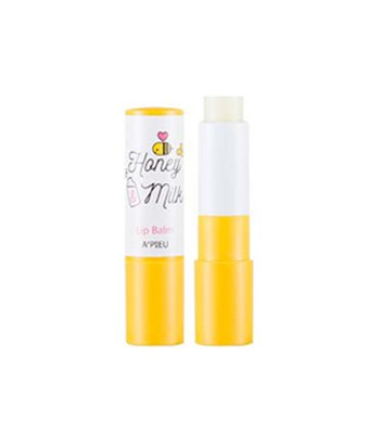 Apieu - 蜂蜜牛奶滋養護唇膏-3.3g