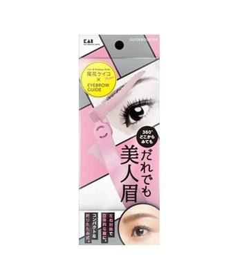 KAI - 美人眉修眉板- 自然微挑眉-1入