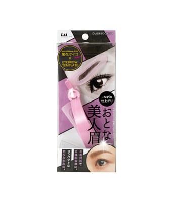 KAI - 美人眉畫眉板- 逆齡彎眉-1入
