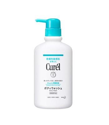 Curel - 潤浸保濕沐浴乳-420ml