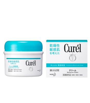 Curel - 潤浸保濕身體乳霜-90g