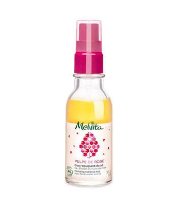 Melvita - 粉光透彈力雙效露-50ml