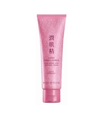 KOSE - 涵萃 潤肌精玻尿酸即潤洗顏霜-130g