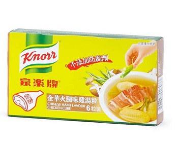 HongKong buyer - 家樂牌 Knorr 雞湯粒-金華火腿味-60g