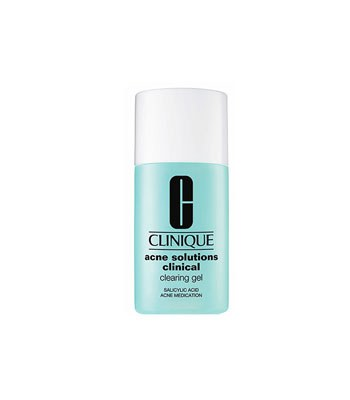 CLINIQUE  - 無油光淨痘修護膠-15ml