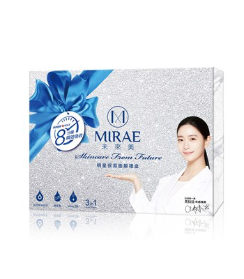 Mirae - 明星保濕面膜禮盒組-15入