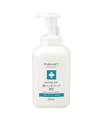 MYHUO LifeStyle - 熊野油脂保濕泡沫洗手乳-500ml