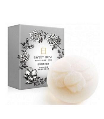 BIOCHEM - 甜玫瑰香水香皂(白)-140g