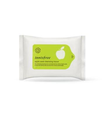 Innisfree - 蘋果籽卸妝棉-15枚