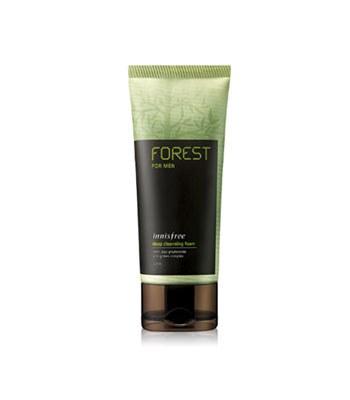 Innisfree - 綠樹林風男士深層潔顏乳-150ml