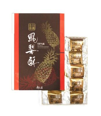 Kuo Yuan Ye - 100%純鳳梨酥10入-10入
