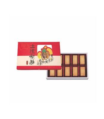 Kee Wah Bakery - 奇華土鳳梨酥禮盒-10入
