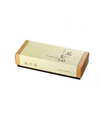 YuJanShin - 金賞纖果鳳梨酥禮盒-10入-奶蛋素(保存期限短不送大陸)-10入