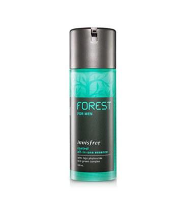 Innisfree - 綠樹林風零油光全效精華-100ml