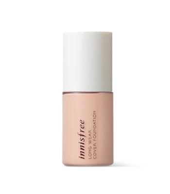 Innisfree - 超持妝美肌粉底液