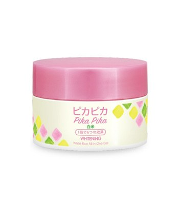 Pika Pika - 白米亮白全效調理面霜-50ml