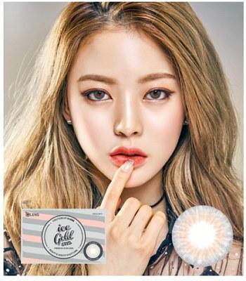 Korea buyer - Olens 月拋型軟性隱形眼鏡-黃金冰