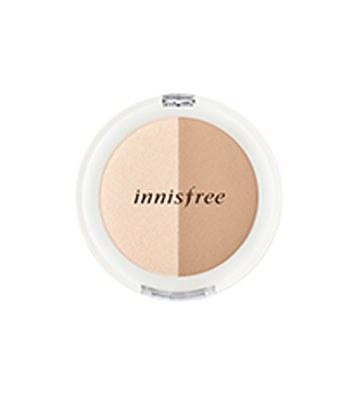 Innisfree - 妝自然雙色修容餅
