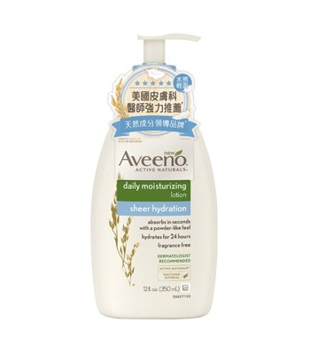 Aveeno - 燕麥水感保濕乳-350ml