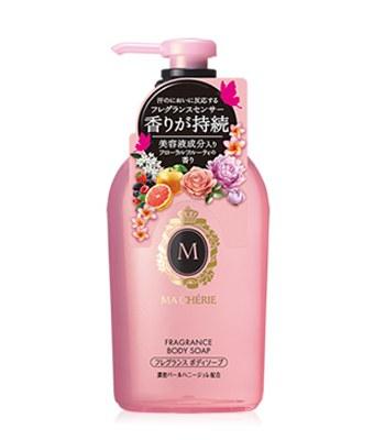 Ma cherie - 花漾珍珠沐浴乳-450ml