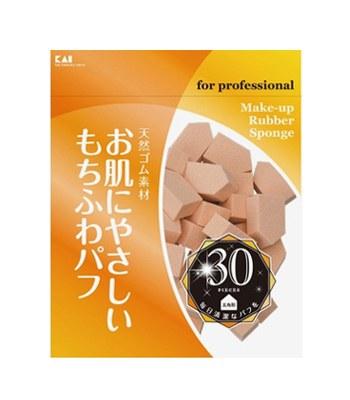 KAI - KQ-3064 屋型粉撲-30入