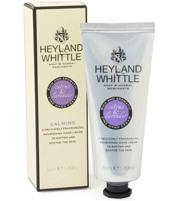 Heyland & Whittle - 柑橘薰衣草護手霜-50ml