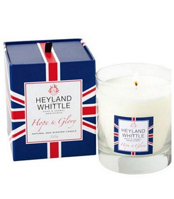 Heyland & Whittle - 希望與榮耀系列大豆香氛燭-230g