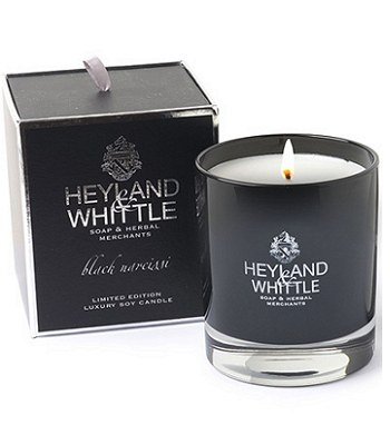 Heyland & Whittle - 黑魅水仙香氛燭-230g