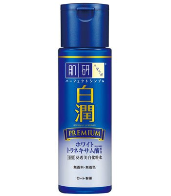 ROHTO - 白潤浸透化妝水- 清爽型-170ml
