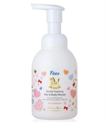 Fees - 嬰兒洗髮沐浴泡泡