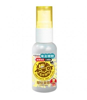 MYHUO Sundries - 小不叮驅蚊噴霧升級版(嬰幼用)-25ml