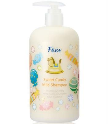 Fees - 蜜糖寶貝洗髮精-510ml