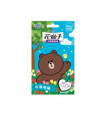 MYHUO LifeStyle - LINE卡通衣物香氛袋