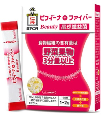 MYHUO Sundries - 日本仁丹晶球纖益菌-14入