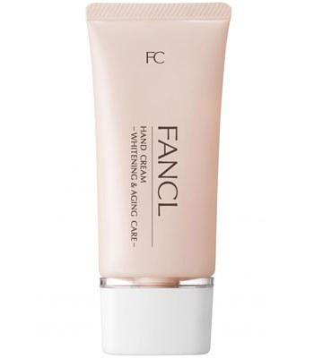 FANCL  - 淨白滋養潤手霜-50g
