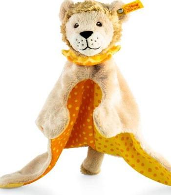Steiff - 安撫巾-獅子-1入