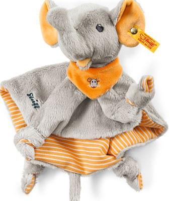 Steiff - 安撫巾-大象-1入