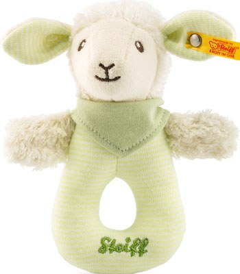 Steiff - 手搖玩偶- 羊2-1入