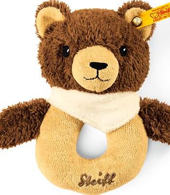 Steiff - 手搖玩偶- 棕熊-1入