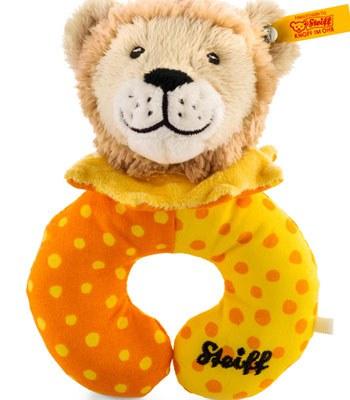 Steiff - 手搖玩偶- 獅子-1入