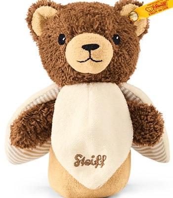 Steiff - 手搖玩偶- 泰迪熊-1入