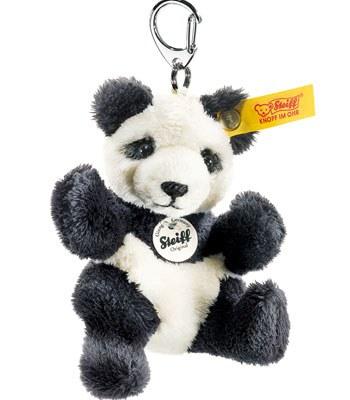 Steiff - 熊貓鑰匙圈-1入