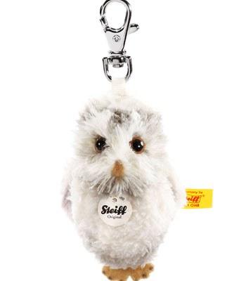 Steiff - 貓頭鷹鑰匙圈-1入