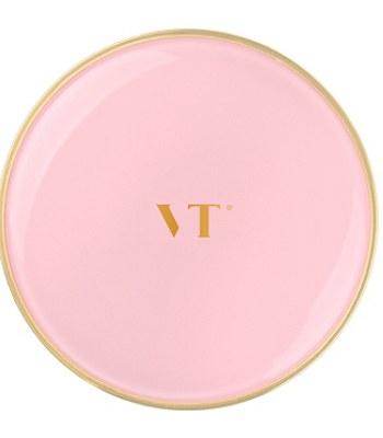 Korea buyer - VT 粉紅盒膠原蛋白拉花氣墊粉底