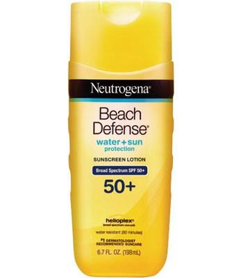 Neutrogena - 海灘終極防護防曬隔離乳SPF50+-198g