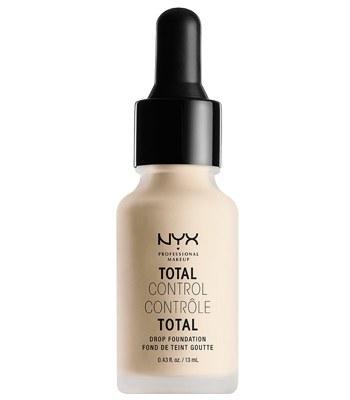 NYX - 全面控制水感粉底液