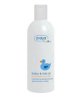 ziaja - 呱呱寶貝潤膚油-270ml