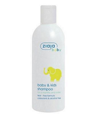 ziaja - 小象寶貝洗髮精-270ml