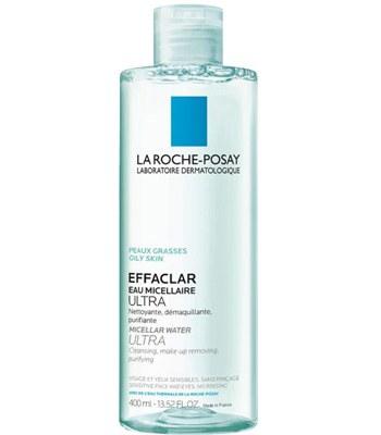 LA ROCHE POSAY - 清爽控油卸妝潔膚水-400ml